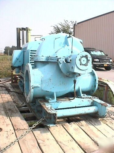 Allis Chalmers Electric Water Pump W 600 Hp U S Titan