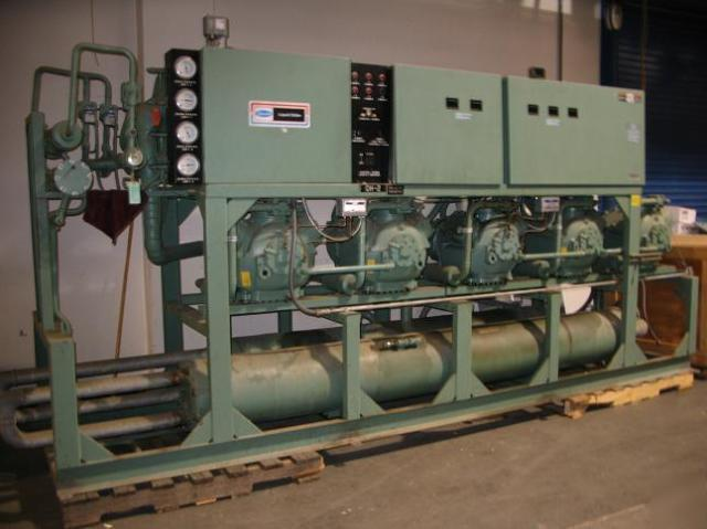 30 TON APPLICATION ENG CHILLER, WATER COOLED: For Sale: LV15186716
