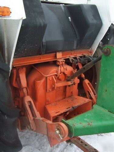 Case 1370 Farm Tractor 504 Turbo 3 Point Hitch Pto