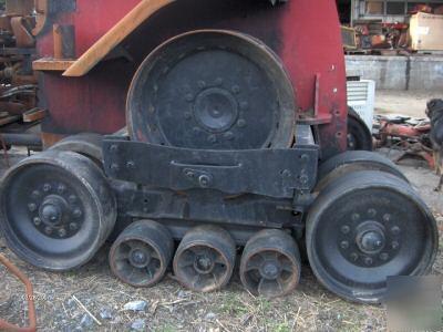 Case Ih Stx 450 Quad Trac Final Drive Wheels With Holes
