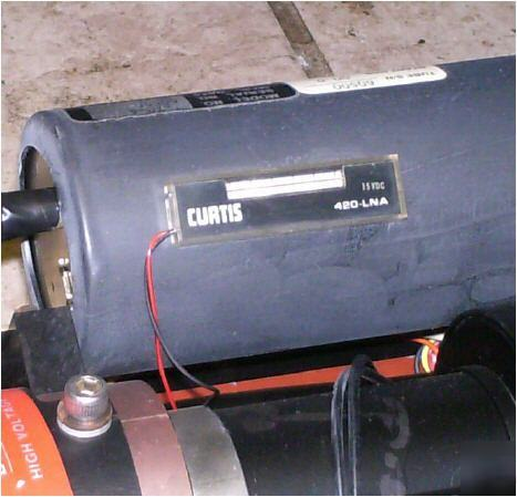 Coherent Innova 70 Argon Ion Laser And 70 Power Supply
