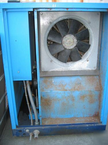 Compair L55 75 Hp Rotary Screw Air Compressor 346 Cfm