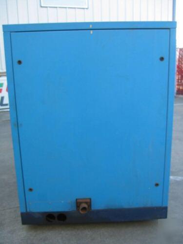 Compair L55 75 Hp Rotary Screw Air Compressor 346 Cfm