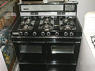 STOVES WITH DOUBLE OVEN - DOUBLE OVENS +