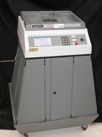 counting change machine