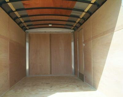 Haulmark 7x14 Enclosed Cargo Trailer