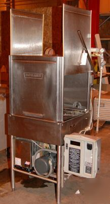 Hobart Dishwasher W Booster Heater Model Am14