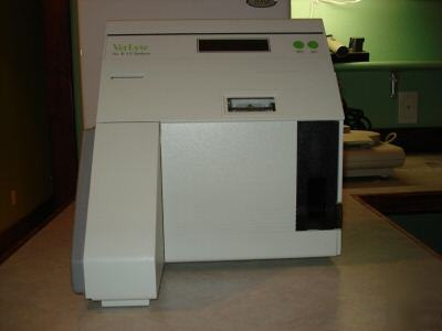 Idexx blood chemistry/cbc analyzer system