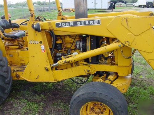 John Deere 300 Backhoe Parts : John deere backhoe loader parts car interior design