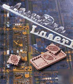Laser engraver laserpro venus 30 watt engraving demo