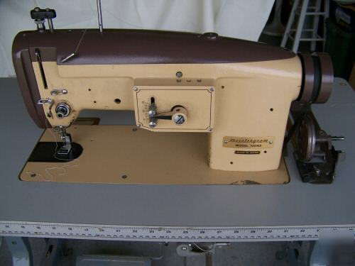 meistergram embroidery machine