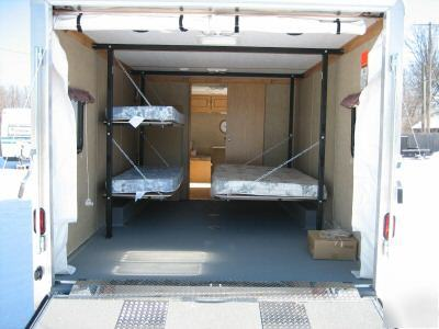Toy Hauler Beds (DIY Project Download) – Woodworking Featured ...