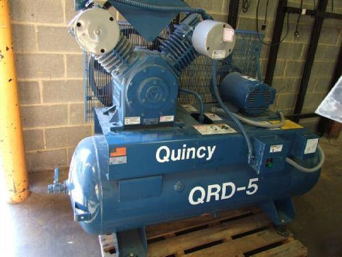 Quincy Qrds 5 Medical Grade Air Compressor 17 5cfm Mint
