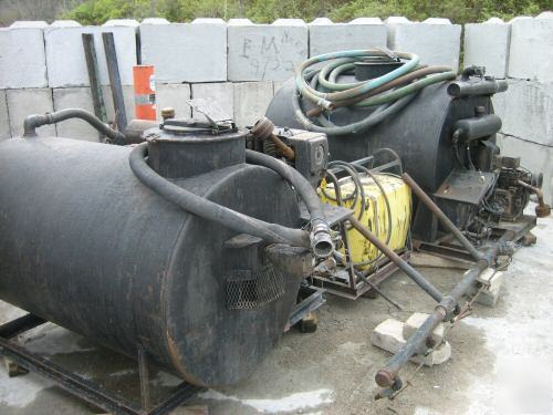 Sealcoating Able 300 Amp 500 Gal Tanks Seal Coating