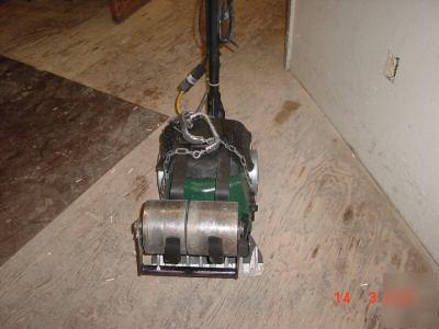Sinclair Turbo Floor Stripper Industrial Unit - Sinclair floor scraper