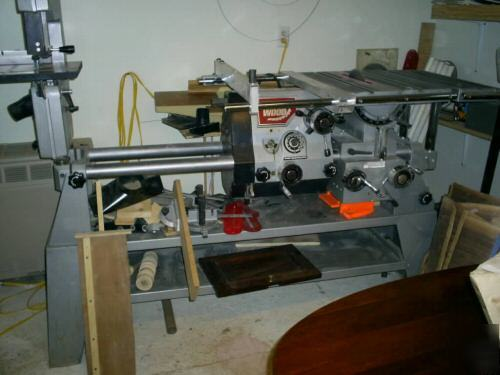 Smithy Super Shop 10 In 1 Woodworking Beast