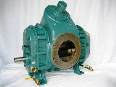 Stokes 615 7 Bypass High Vacuum Blower Roots Type