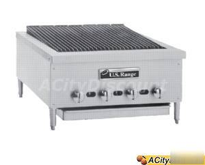 New Connerton Radiant Char Broiler Grill | eBay