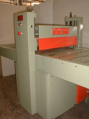 Visual Thermoforming Rt 28 1 Roll O Trimmer Die Cutter